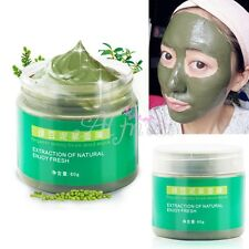 Acne Mud Care Bean Skin Mung Remove Mask Facial Mineral Clean Whitening