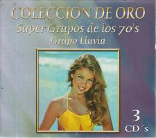 CD - Super Grupo De Los 70's NEW Grupo Lluuvia - FAST SHIPPING !