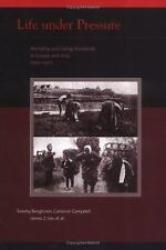 Life Under Pressure: Mortality and Living Standards in Europe and Asia-ExLibrary