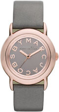 MARC BY MARC JACOB'S MARCI ROSE GOLD AND METALLIC GREY WATCH  ** SOLD OUT $220
