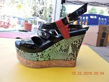 Sandals by Vicini. Size 6.5. Made in Italy.