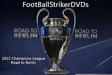 2015 Champions League SF 1st Leg Juventus vs Real Madrid DVD