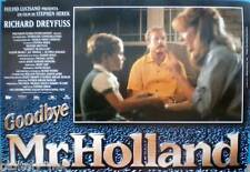 fotobusta 1995 Goodbye Mr.Holland-Richard Dreyfuss-Olympia Dukakis,Headly - 3