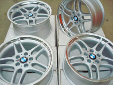 BMW 18 Genuine E31 E39 M Parallel OEM Factory Wheels 540i 850CSI 850CI 850I 840i