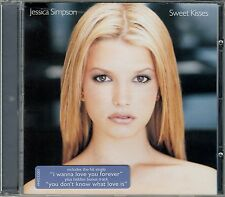JESSICA SIMPSON : SWEET KISSES / CD - NEU