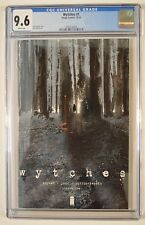 WYTCHES #1 - CGC 9.6 (NM+) - Investment Grade Comic Book!! - NEWEST STYLE HOLDER