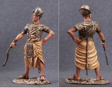 Tin toy soldiers ELITE painted 54 mm  Ramses II, Egyptian Pharaoh