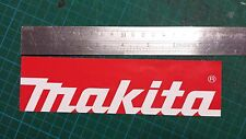 2 x Makita Stickers decals, toolbox tool box tools workshop