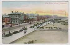 Norfolk postcard - The Drive, Gt Yarmouth