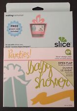 Making Memories SLICE Design Card PARTIES~ Gifts Frames Presents invitations