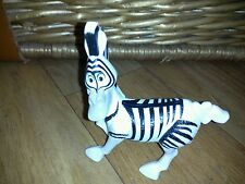 Madagascar zebra Marty from the film Madagascar toy figure collectable