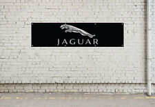 JAGUAR workshop, garage, office or showroom pvc banner