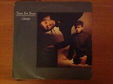 TEARS FOR FEARS 1982 vinyl 45rpm single CHANGE