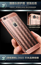 LUXURY LOOK BUMPER HARD BACK CASE COVER FOR IPHONE 6-6S