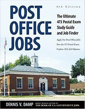 Post Office Jobs: The Ultimate 473 Postal Exam Study Guide(Paperback)
