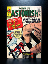 COMICS: Tales To Astonish #47 (1963), 1st Korr/Liso Trago app - RARE (ant-man)