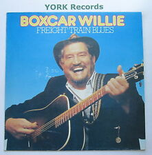 BOXCAR WILLIE - Freight Train Blues - Excellent Con LP Record Colorado 23001