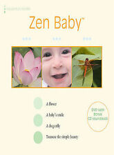 Zen Baby Newborn -Toddler CD DVD set learning sense development explore educate