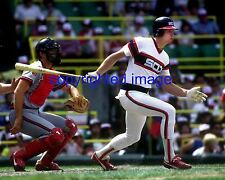 Greg Walker 1982-90 White Sox Comiskey Park  Color  8x10 A