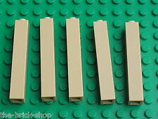 Murs LEGO tan bricks 2453 / set 4709 4729 4854 4708 4757 4840 4480 4706 4704...