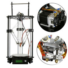 DIY Geeetech Auto Level Kossel Delta Rostock G2s Dual Extruder 3D Printer