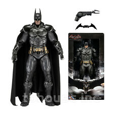 "18"" BATMAN figure ARKHAM KNIGHT deluxe 1/4-SCALE SERIES dark knight NECA DC WB"