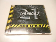 "21 Guns ""Demo-lition"" Rare 2002  cd Tommy Laverdi Unreleased tracks"