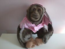Reinhart Collection - Female Monkey - Pink Outfit