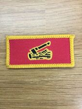 1983 to 2001 SCOUT  BADGE. (LEADERSHIP AWARD )