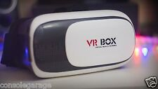 NEW VR BOX 2.0 Imported Virtual Reality 3D Glasses Google Cardboard Smart Phone