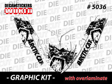 SLED GRAPHIC STICKER DECAL WRAP KIT ARCTIC M8 M7 M SERIES CROSSFIRE  06-11 5036