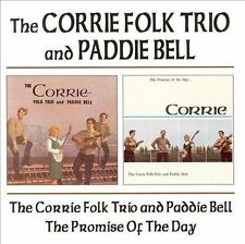 Corrie Folk Trio with Paddie Bell/Promise of the Day by The Corries (CD,...