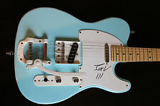 JACK WHITE The White Stripes, Raconteurs, Dead Weather Signed Tele Guitar