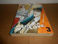 From Eroica with Love vol. 3 by Yasuko Aoike Manga Graphic Novel Book English
