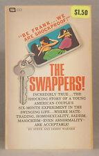 Vintage Erotica THE SWAPPERS Shocking True Stories STEVE DEBBY WARNER wife swap