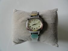 Swiss Made 17 Jewels Guildcraft by Gruen Vintage Ladies Wind Up Watch