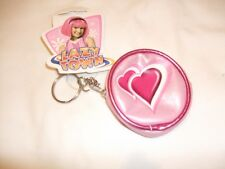 New Lazy Town Stephanie Keyring Coin Purse