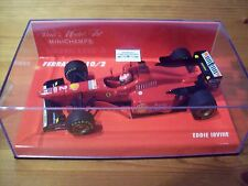 1/43 FERRARI 1996 F310/2 EDDIE IRVINE HIGH NOSE
