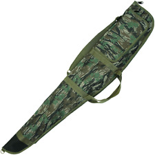 BRAND NEW CAMO PADDED RIFLE GUN BAG SHOOTING AIR RIFLE CASE WITH STRAP