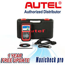 AUTEL MaxiCheck Pro Auto Diagnostic Scan Tool OBDII for EPB ABS SRS SAS