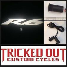 YAMAHA YZF R6 projection led logo light (R6) comes with  2 led lights in a kit