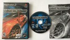 Need for Speed: Underground (Sony PlayStation 2, 2003) Complete !!!!