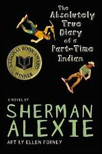 The Absolutely True Diary of a Part-Time Indian (Alexie, Sherman), Sherman Alexi