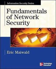 Fundamentals of Network Security by Eric Maiwald (2003, Paperback)