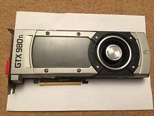 ASUS NVIDIA GeForce GTX 980 Ti (6192 MB) - Reference edition
