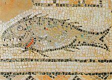 BR85850 porec riba podni mozaik u maurovom oratoriju croatia postcard