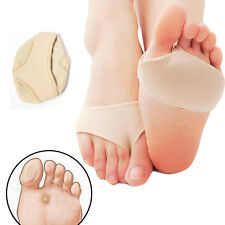 Hot Sale Gel Forefoot Ball Foot Fabric Shoes Insoles Pad Insert Cushion Support