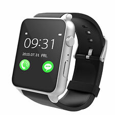 Heart Rate Bluetooth Smart watch Wirstwatch For Android LG Alcatel Samsung Phone