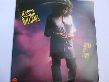 Jessica Williams ‎– Queen Of Fools LP, US