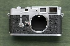 Early Leica M3 DS Double Stroke made in 1955 overhauled